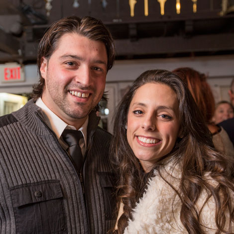 ELC's 35th Anniversary Party Vanessa and Anthony