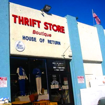 Thrift Store Los Angeles
