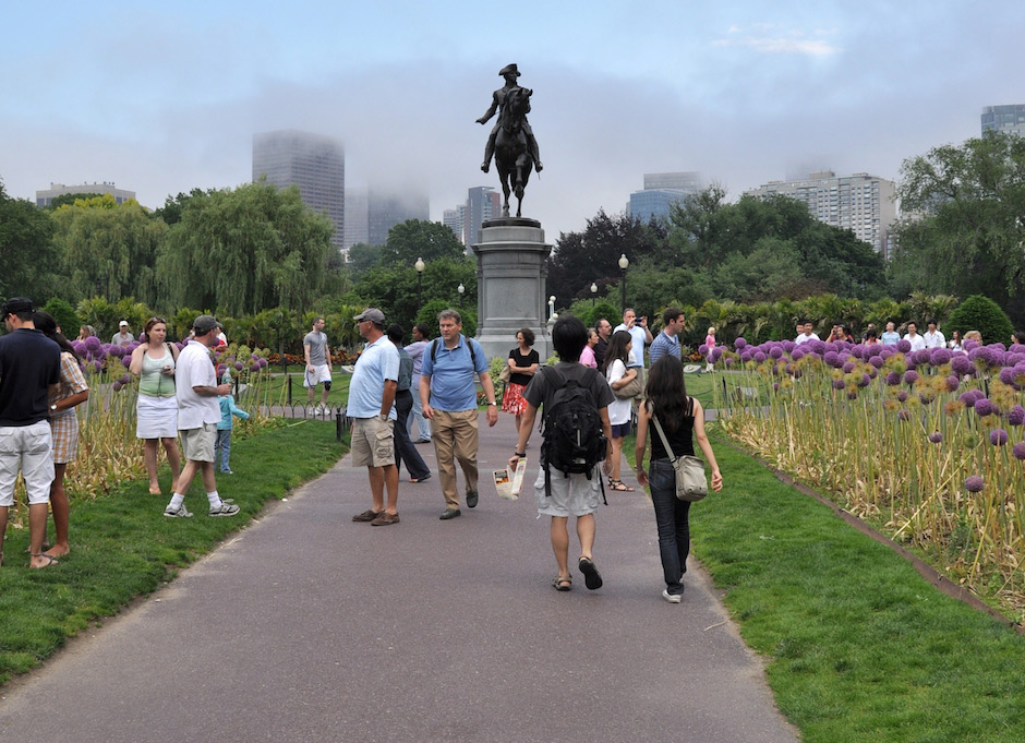 Boston Common Entrance