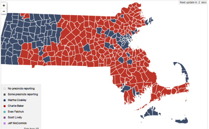 Massachusetts Elections