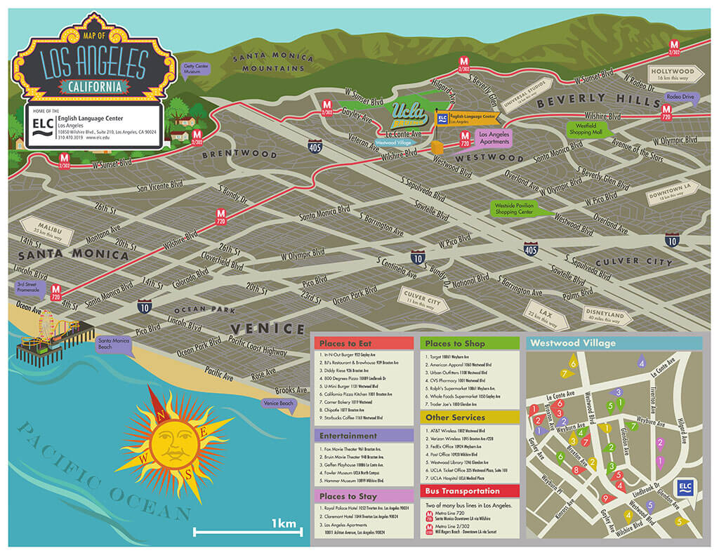 ELC City Maps