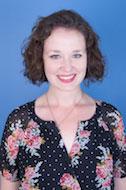 Equipe Administrativa da ELC - Coordenadora de Operações: Charlotte Aldrich