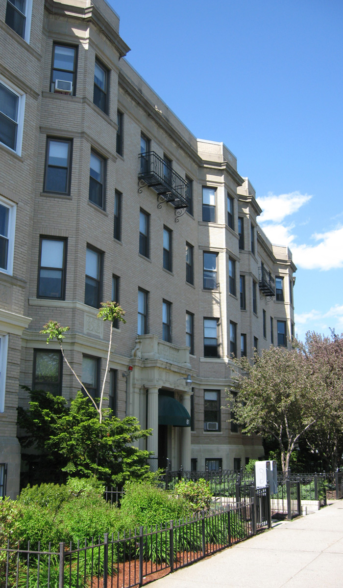 ELC Boston Accommodation ESL Townhouse Overview