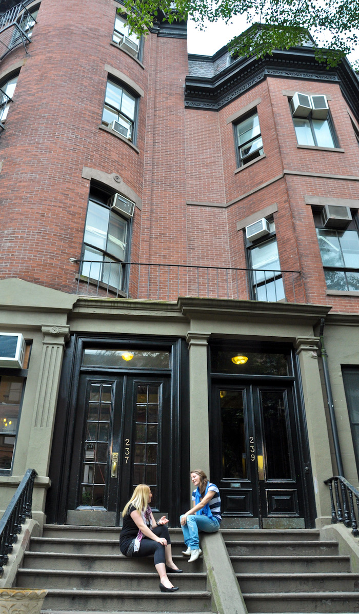 ELC Boston Accommodation International Guest House Overview