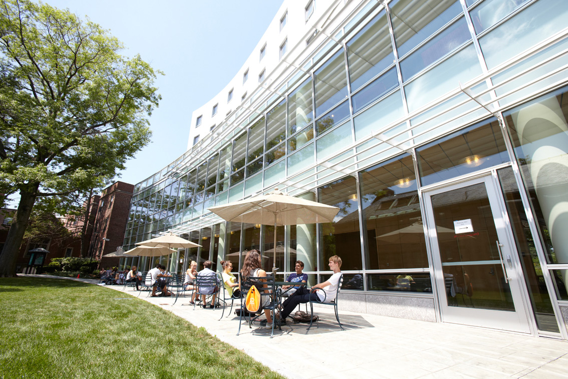 ELC Boston Accommodation Wheelock College Dormitory