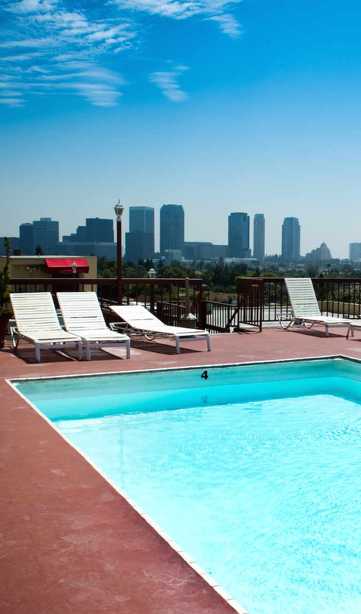 ELC Los Angeles Accommodation Apartments Overview