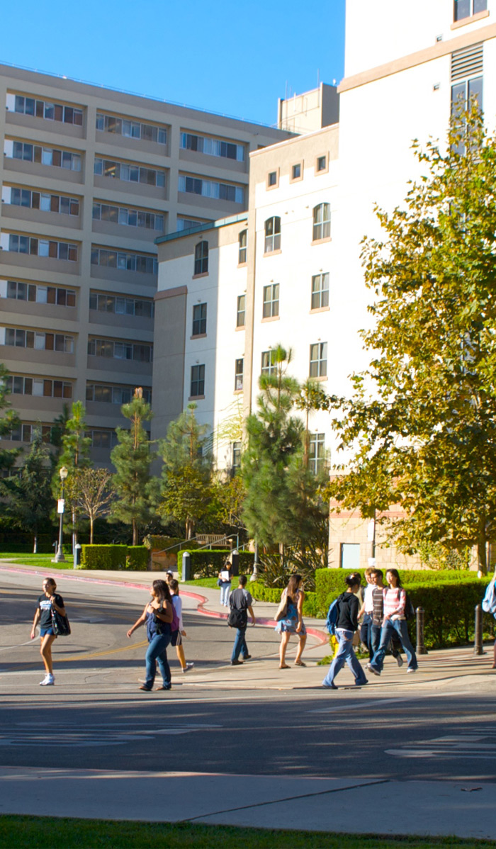 ELC Los Angeles Accommodation Dormitory Overview