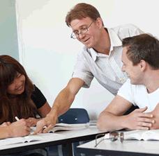 General English Courses ELC Los Angeles Classroom