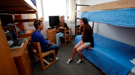 Summer Junior Program UCLA Dormitory Overview