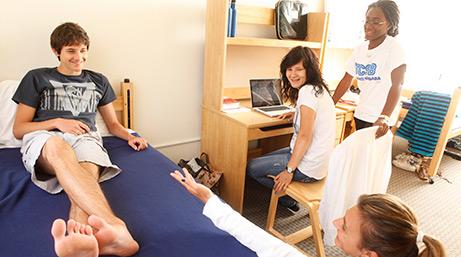 ELC UCSB Campus Summer Junior Program Dormitory