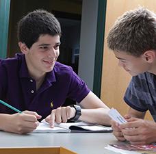 ELC Wheelock College Campus Summer Junior Program  Classroom