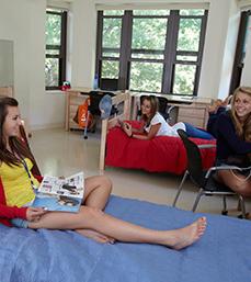 ELC Wheelock College Campus Summer Junior Program USS Constitution