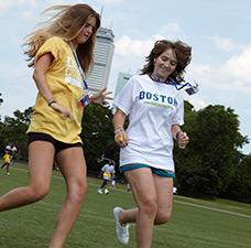 ELC Wheelock College Campus Summer Junior Program  Sports Fields 2