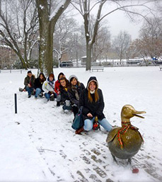 Winter Junior Programs Boston Common