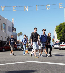 ELC Los Angeles Venice Beach Overview