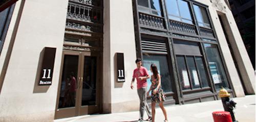 ELC Boston 11 Beacon Street Exterior