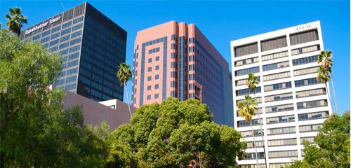 ELC Los Angeles 10850 Wilshire Boulevard Exterior