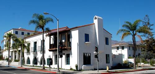 ELC Santa Barbara 1100 Santa Barbara Street Exterior