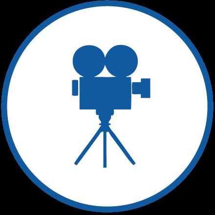 English Plus Filmmaking Program Icon