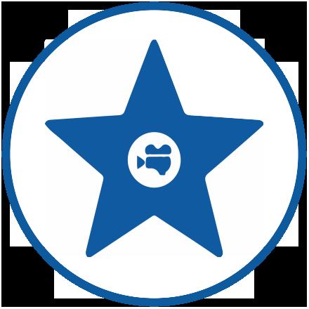 English Plus Hollywood Program Icon