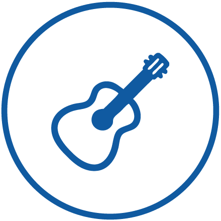 English Plus Music Program Icon