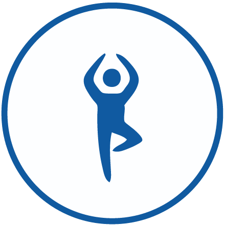 English Plus Yoga Program Icon