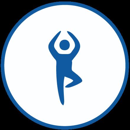 English Plus Yoga Program Icon