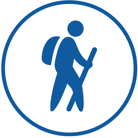 Outdoor Explorer Activity Program Icon
