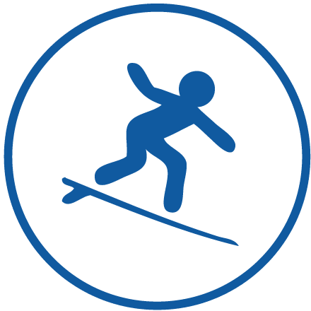 Surf Explorer Activity Program Icon